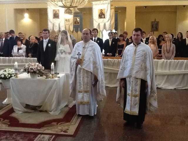 весілля Андрія Балоги
