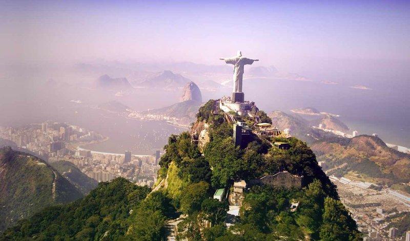 природа бразилии картинкишикарно