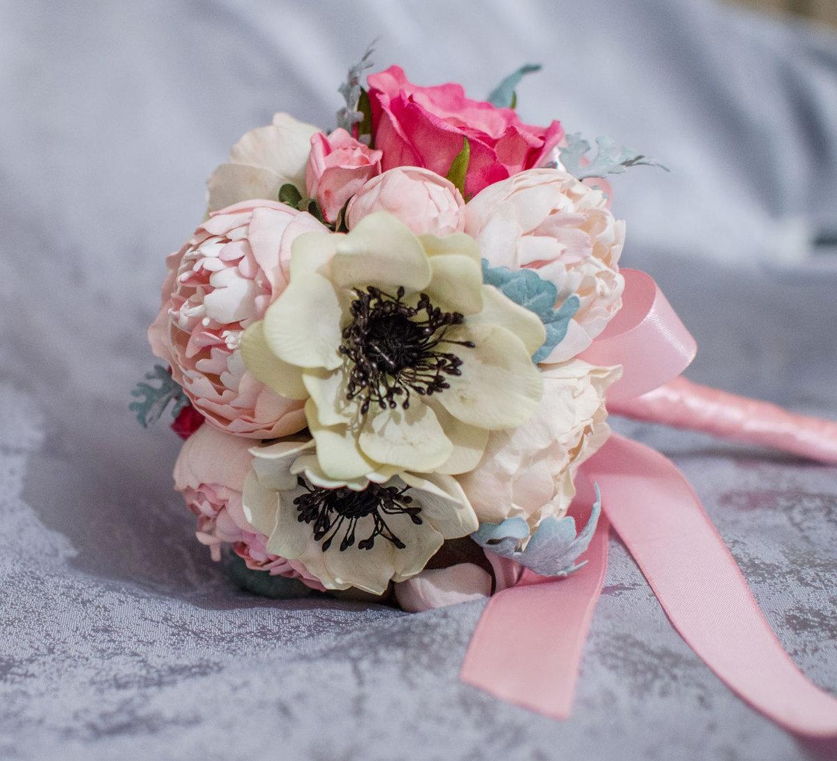 Живой, красивые цветы букеты из фома