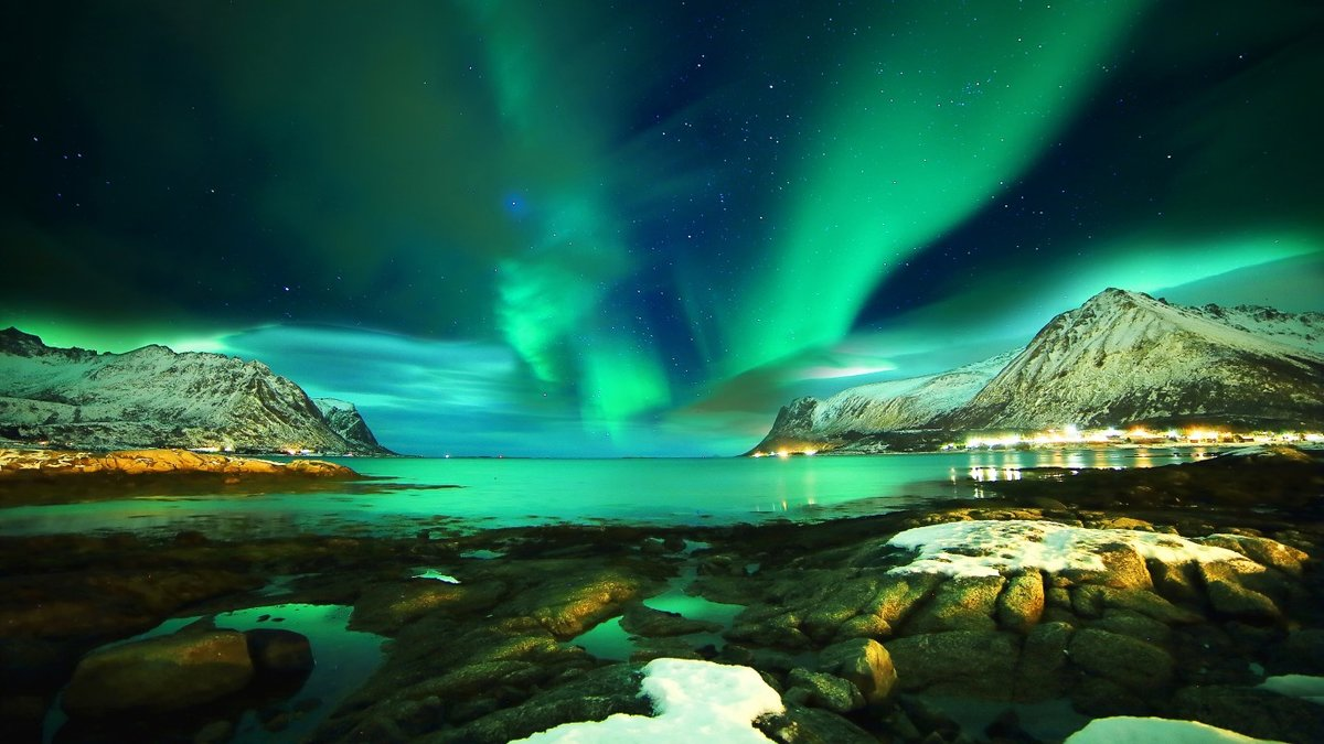 Роскошные пейзажи Норвегии - Страница 6 S1200