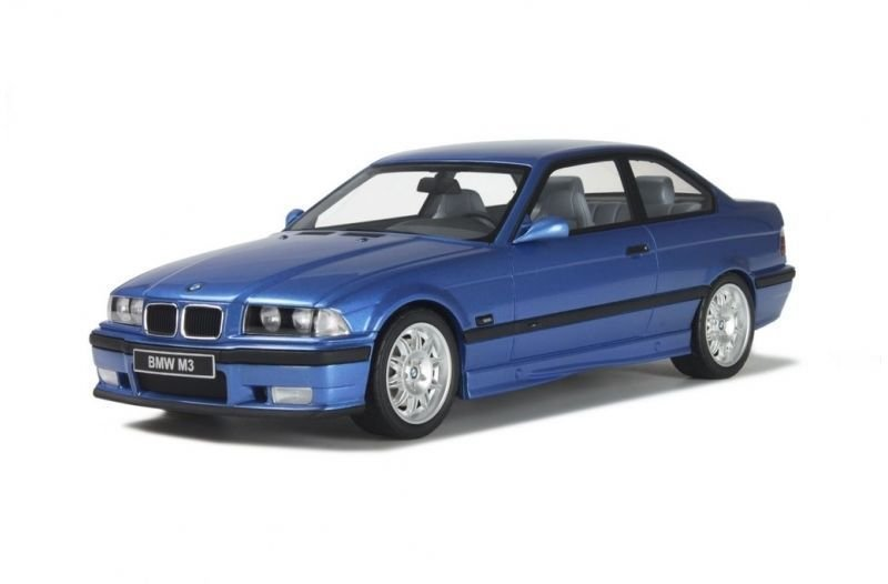 1994 Bmw E36 M3 Gt Otto Card From User