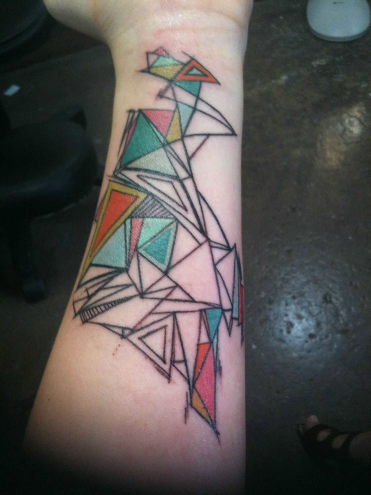 101 geometrically gorgeous minimalist tattoo ideas - HD 1200×1600