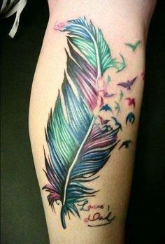 Tatuajes De Plumas Para Mujeres Significado Love Tattoos Amino