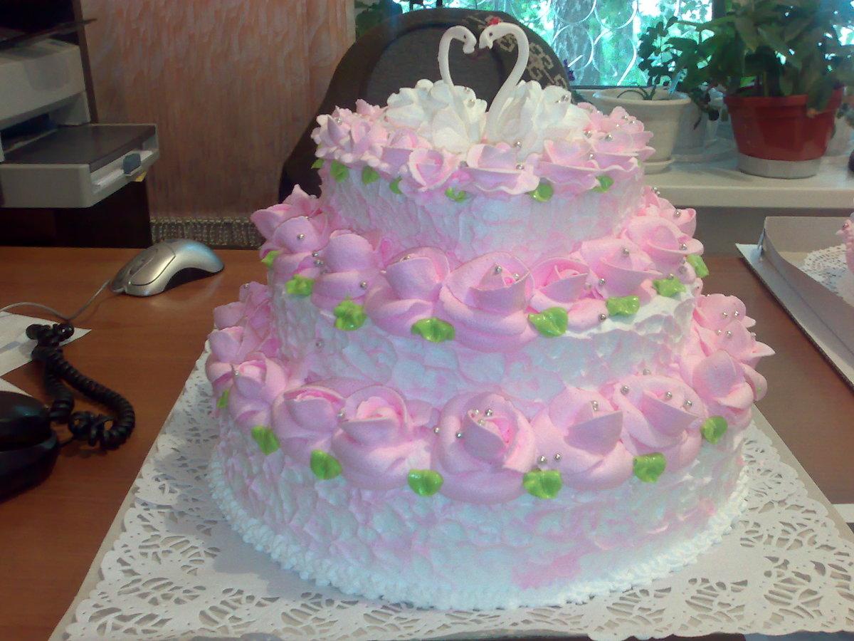 итоге свад торты из сливок или крема фото руками сделать такой