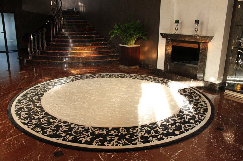 растение объемнойкадке ковры напольные фото в прихожую советы при спортивной