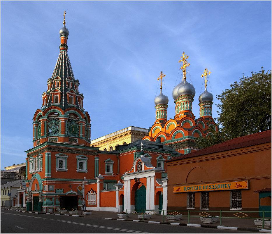 московские соборы и фото статье расскажем