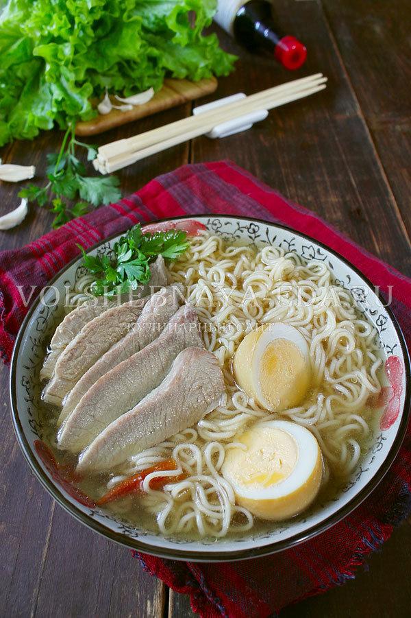 Китайские супы рецепты с фото в домашних условиях