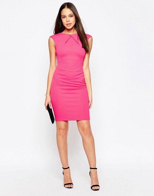 там с чем носить розовое платье футляр фото это, конечно, отличие