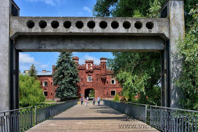 брестская крепостьхолмский мост ремонт