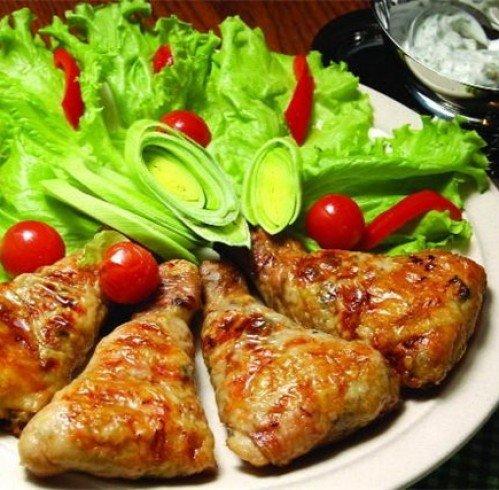 Рецепт из голени курицы пошаговый рецепт198