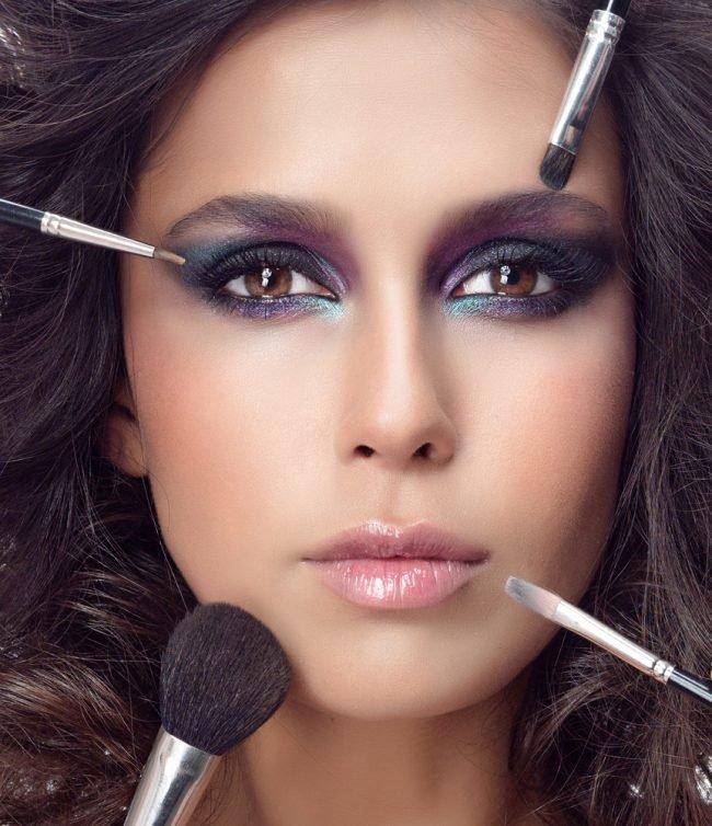 Непревзойденный макияж глаз