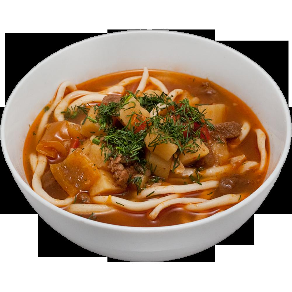 суп лагман с бараниной рецепт с фото