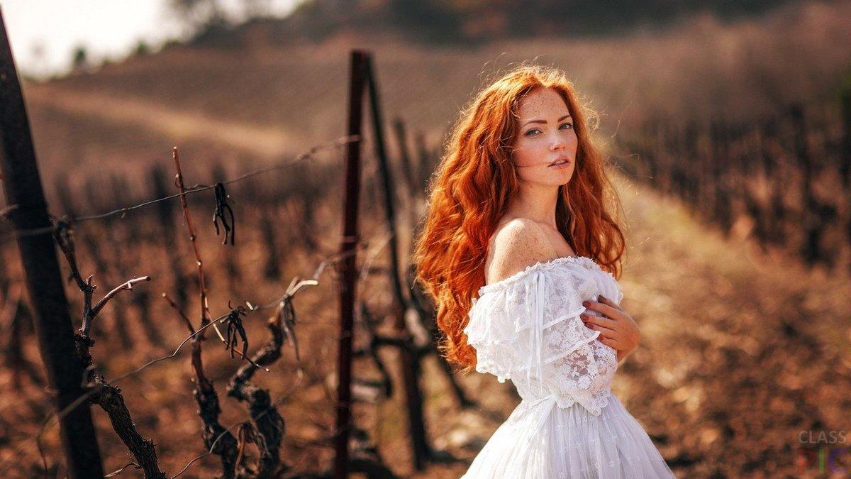 Платья рыжая модель фото