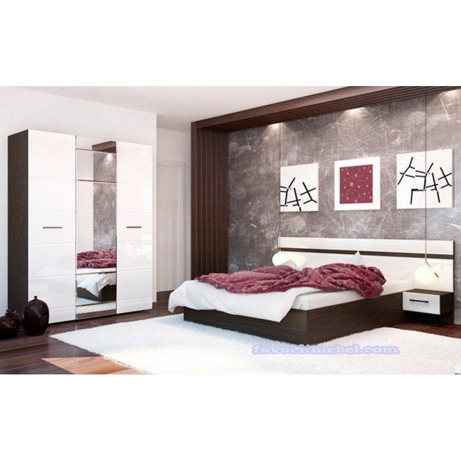 модульная спальня ненси купить мебель для спальни фабрики