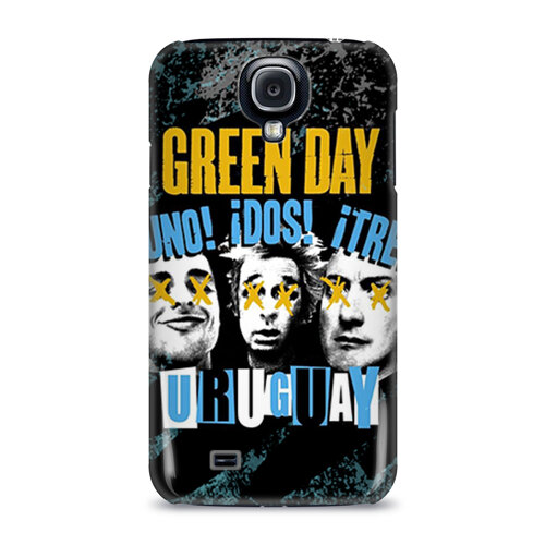 Чехол 3D для Samsung Galaxy S4 Green Day