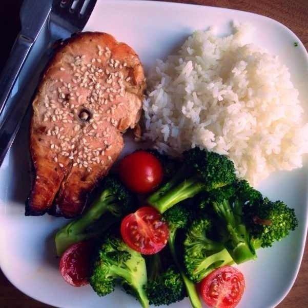 Ужин для похудения подросткам