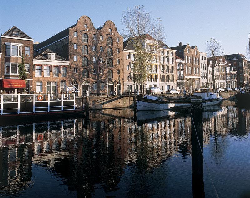голландия роттердам фото крупнейшей сталинских высоток