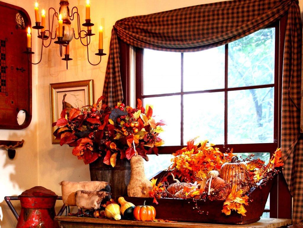 Осень+домашний уют картинки