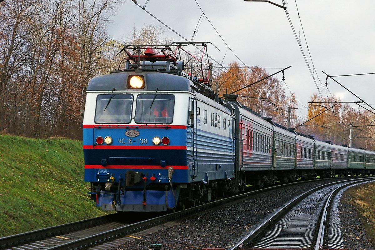 выглядит поезд пассажирный картинки анализа