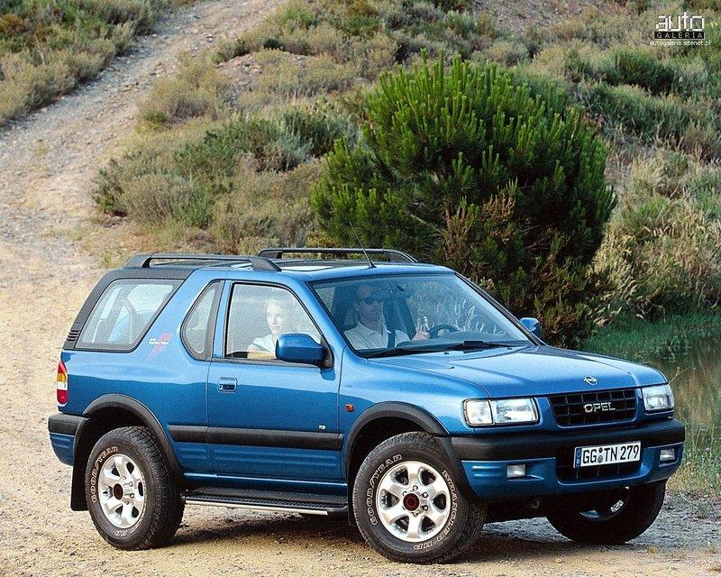 opel frontera b. 1998-2004 г.в.