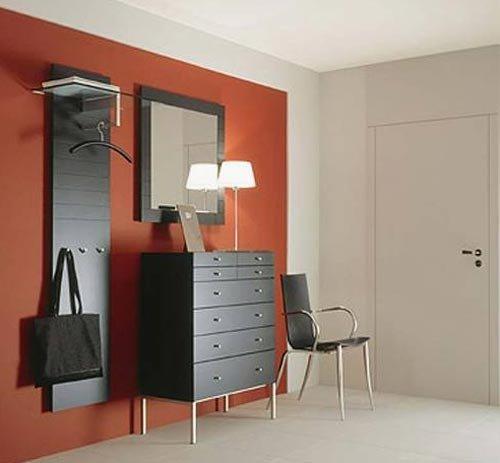 """Коридор с мебелью черного цвета"""" - карточка пользователя wik."""