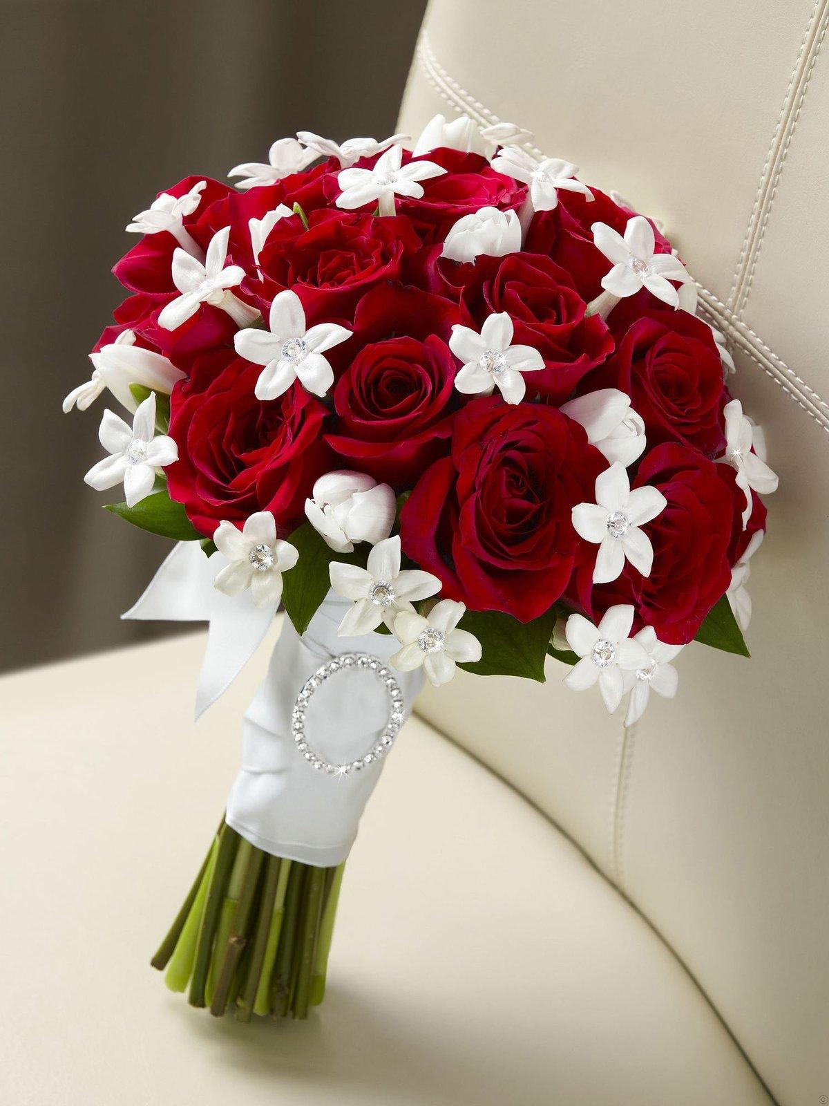Цветы для свадебные букеты описание