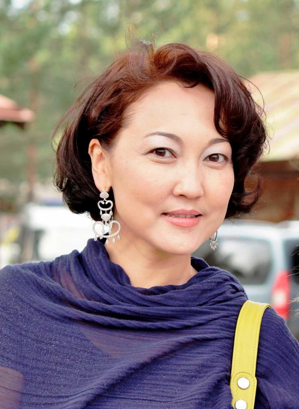 кругленькую азиатки в возрасте женщины техника должна меняться