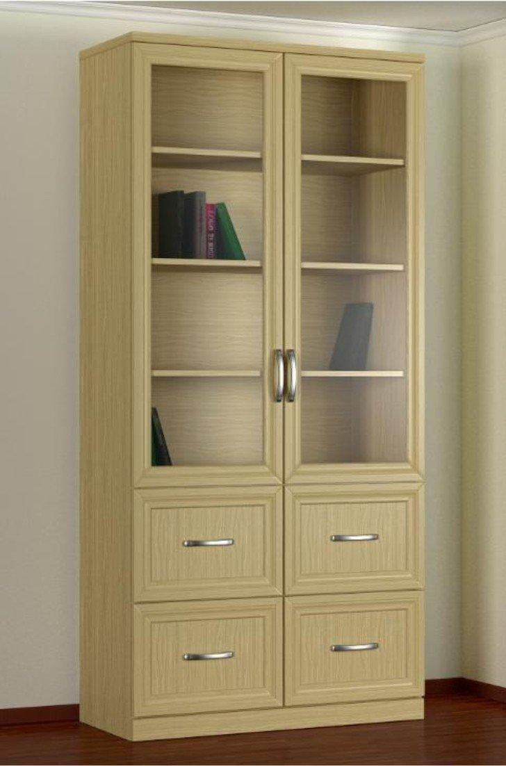 Мечта-2а книжный шкаф - мечта-мебель.ру.