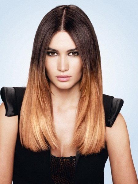 Какой цвет волос предпочитают девушки