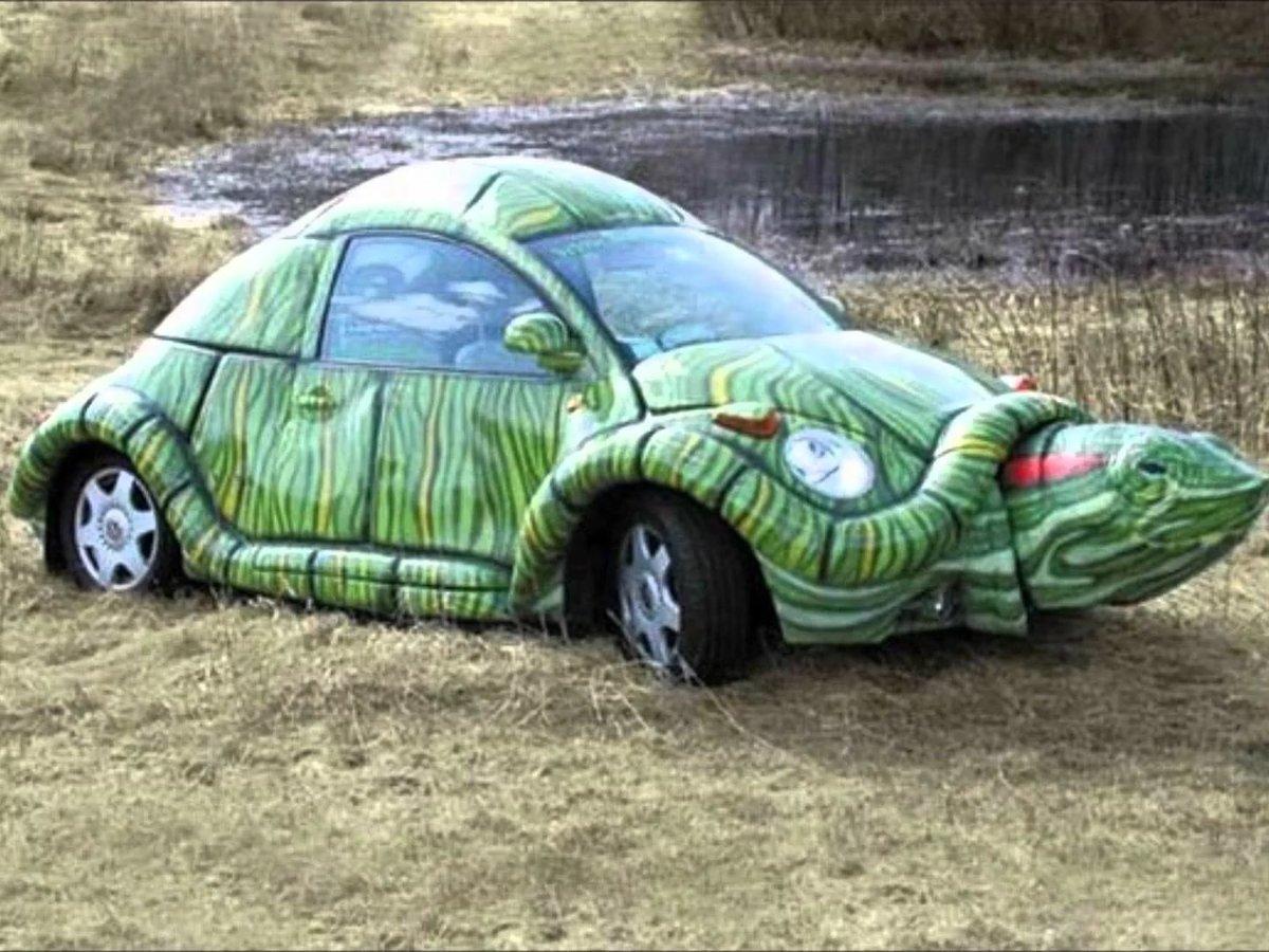Открыткам поздравлениями, прикольные рисунки у машин