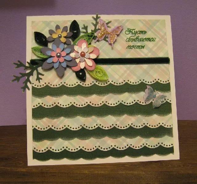 искали рифму открытки скрапбукинг с днем рождения для начинающих Трубецкая