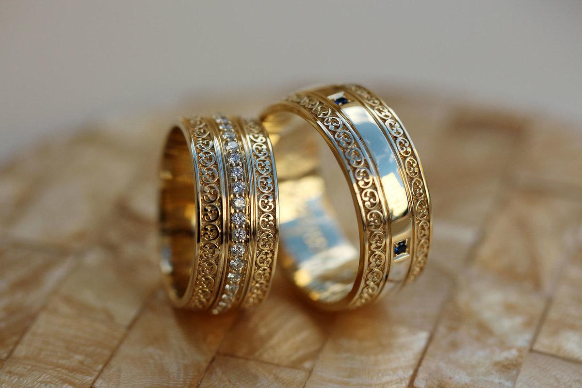 Обручальные кольца широкие картинки