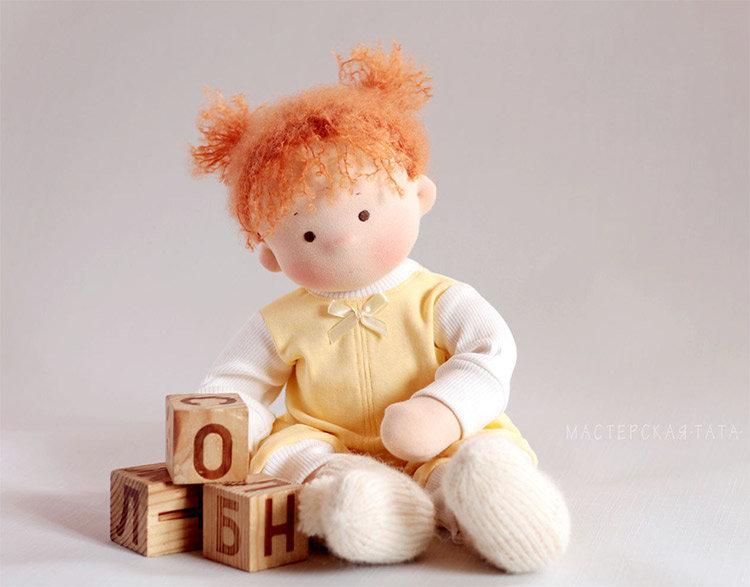 Изготовление кукол своими руками из ткани 148