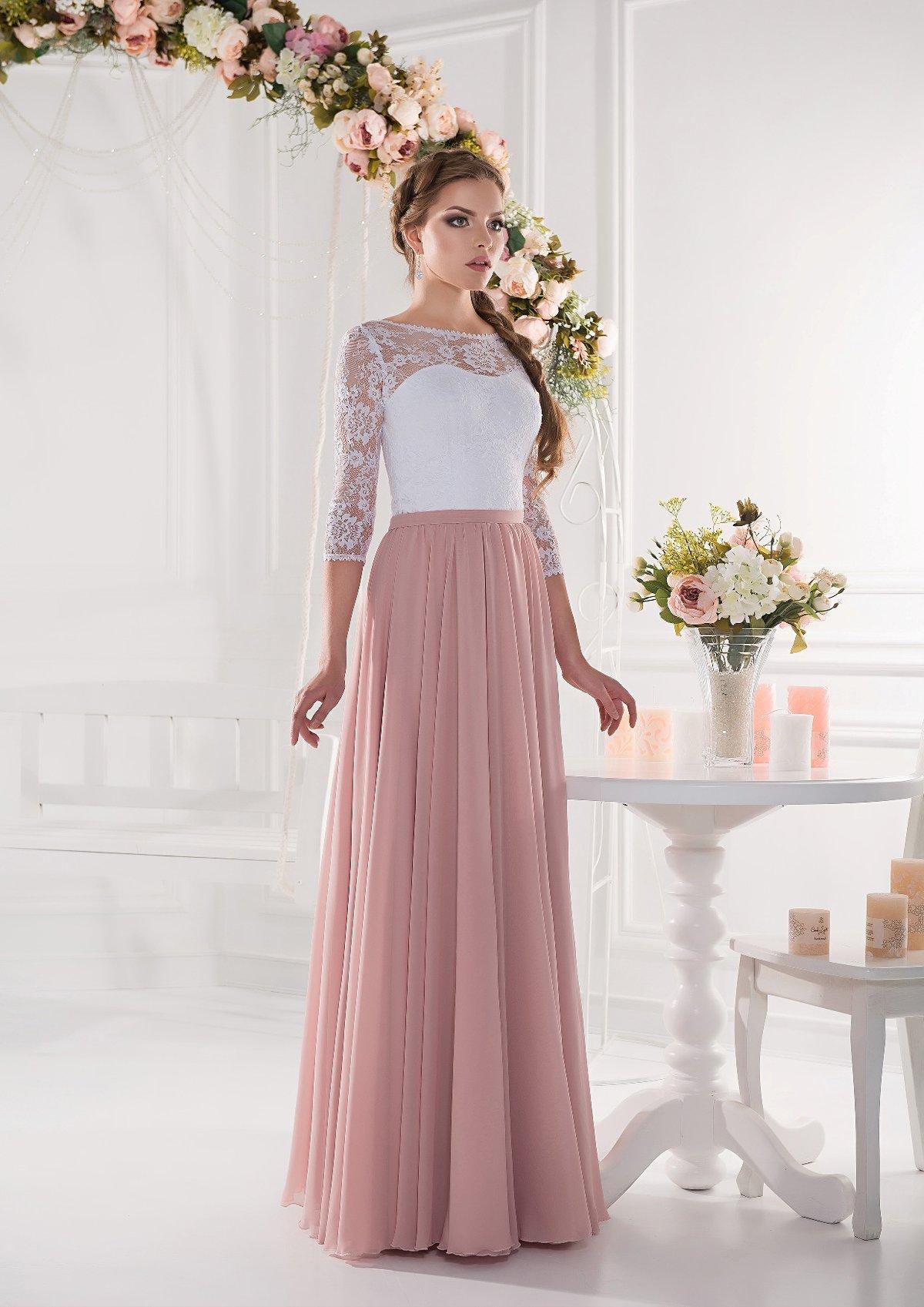 платья на выпускной фото в пол