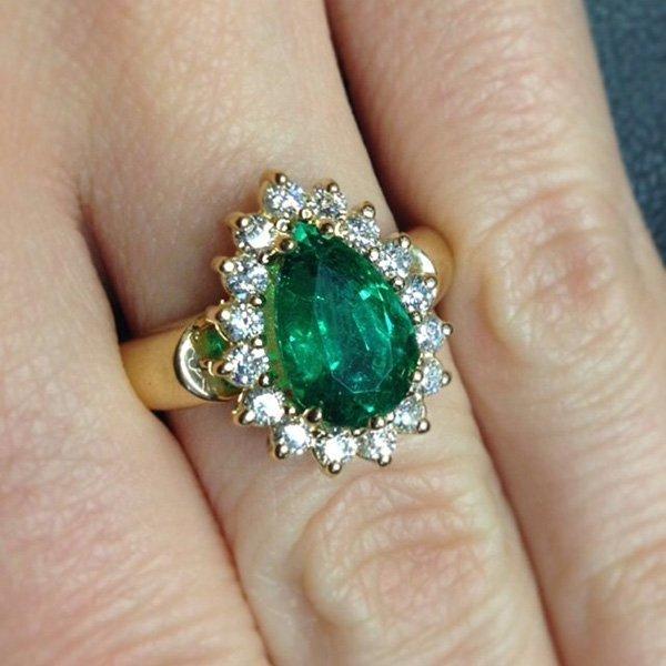 Как называется зеленый камень44