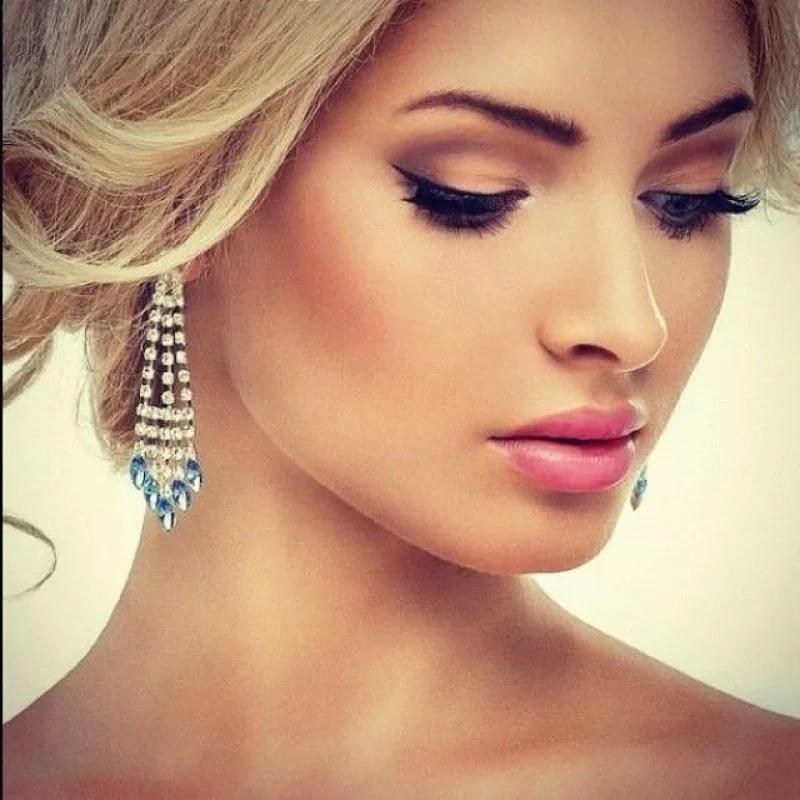 15 Stunning Bridal Makeup Ideas - Always in Trend Always in