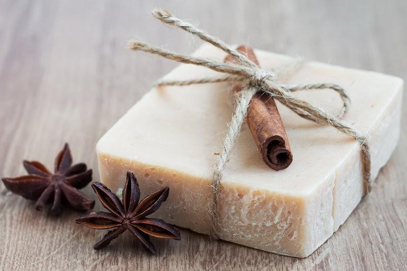 Подарок своими руками мыло