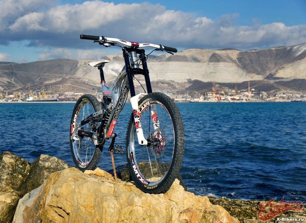 картинка горного велосипеда минусов