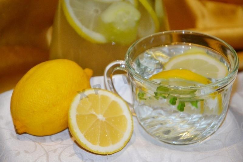 напиток лимонный для похудения