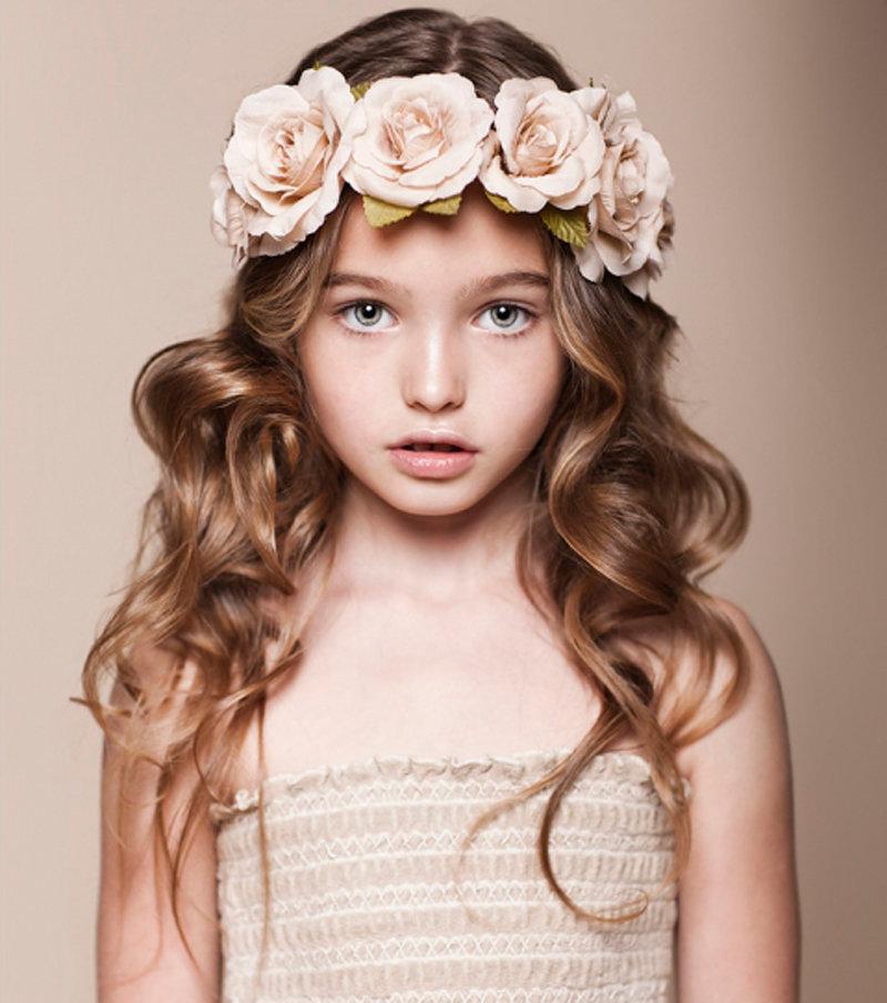 Дети 10 лет модели фото