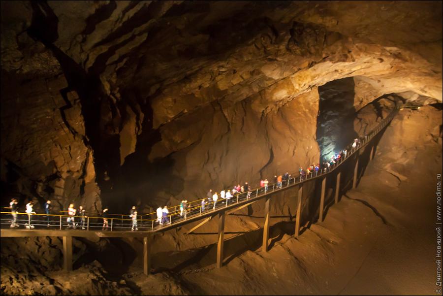 абхазия пещеры фото