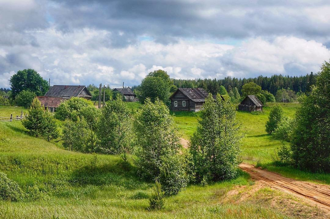 фото красивых деревень в россии может варьироваться очень