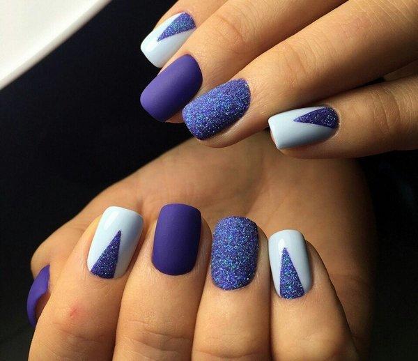 Модные ногти осень-зима новинки тренды 54 14
