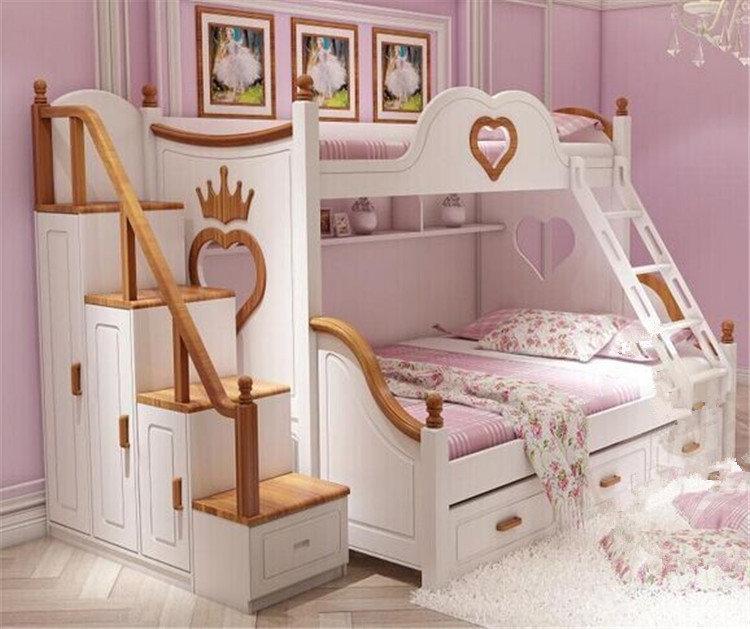 Поздравления, кроватки для девочек двухъярусные самые классные показать картинки