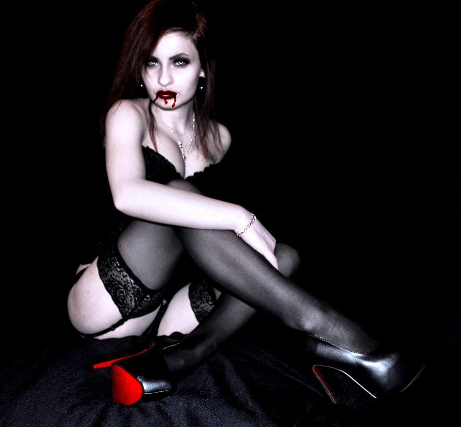 Какая она, женщина-вамп