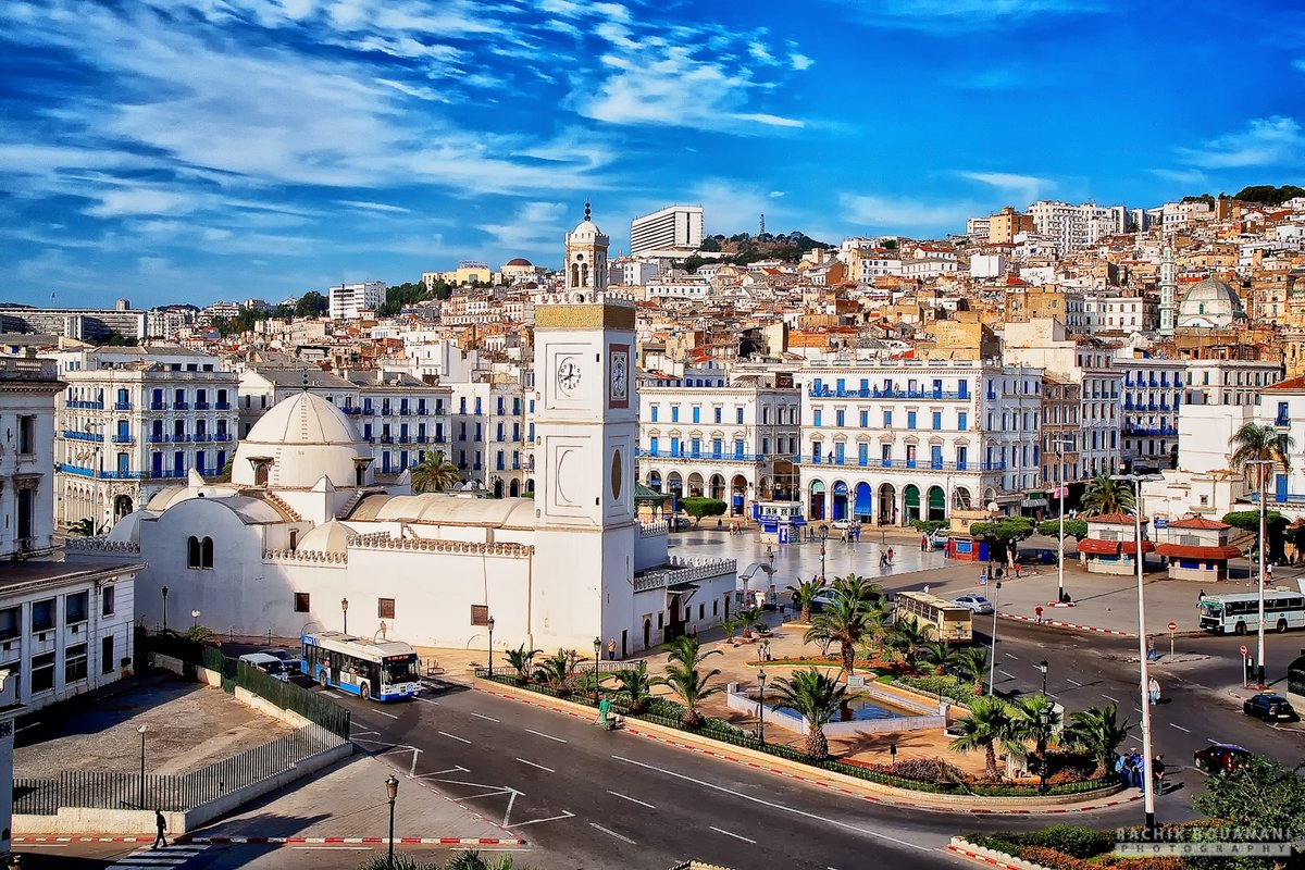 Картинки города алжир