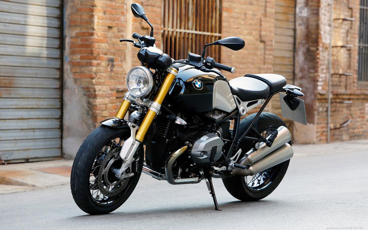"""BMW R NineT Motorcycle Desktop Wallpapers 4K Ultra HD"