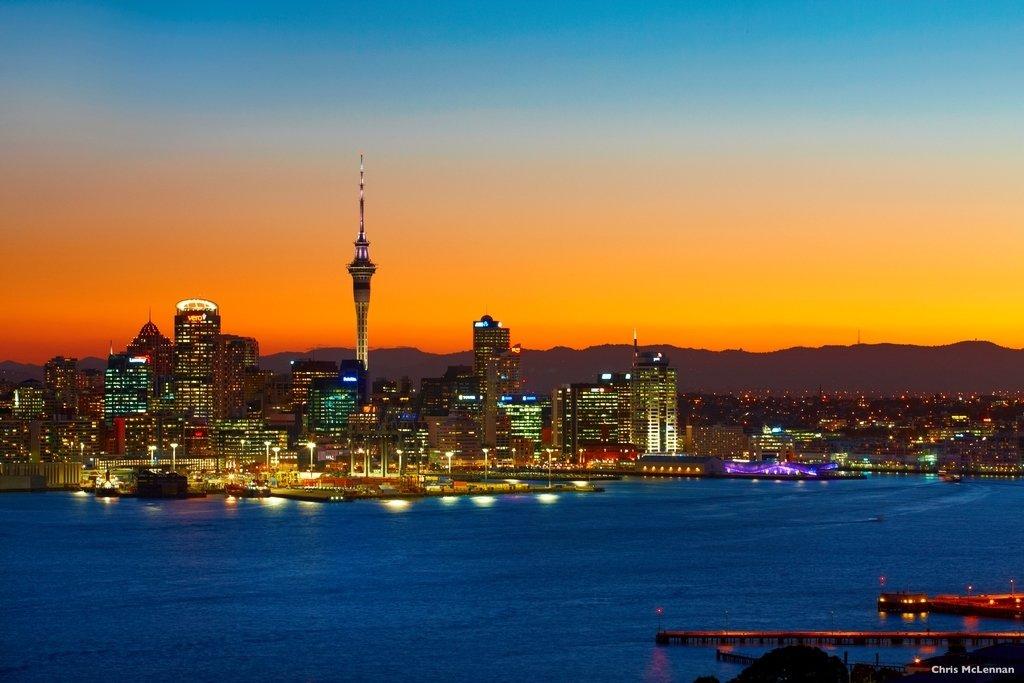 один самых новая зеландия окленд фото ряд