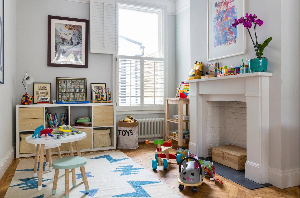 Интерьер в детской картинки