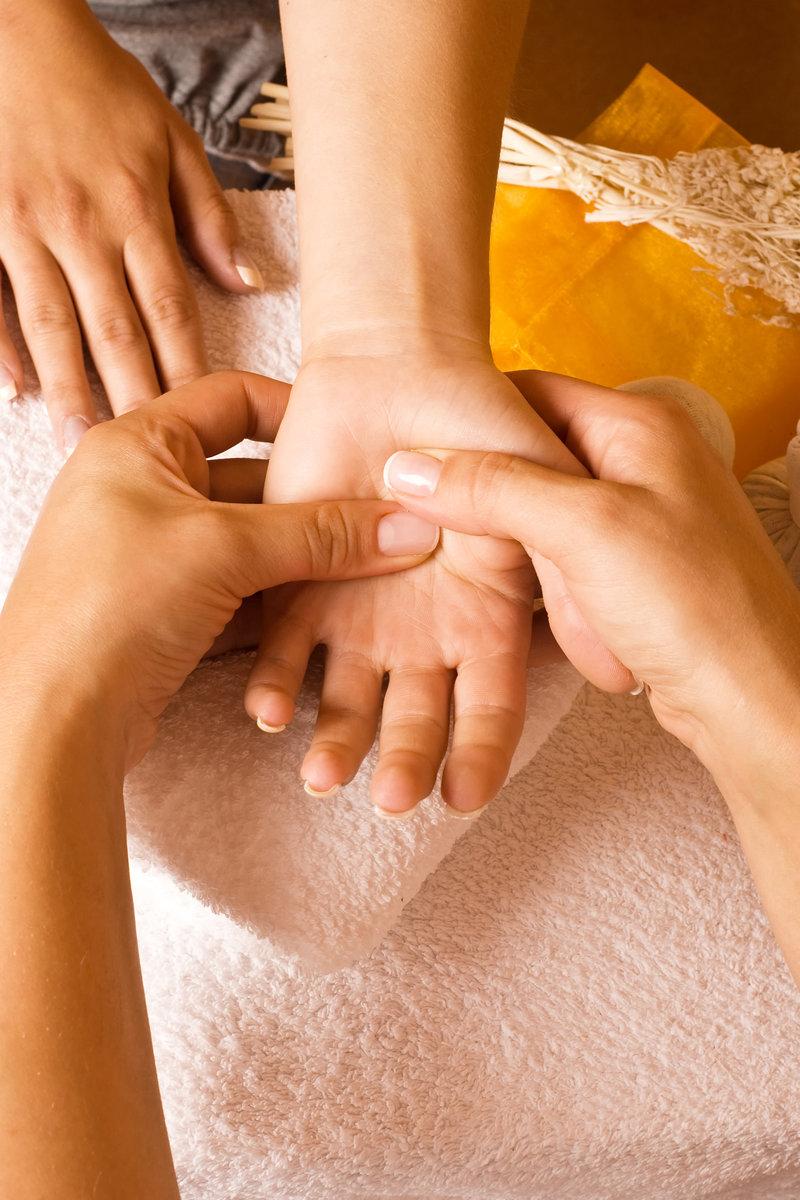 Картинка руки массаж